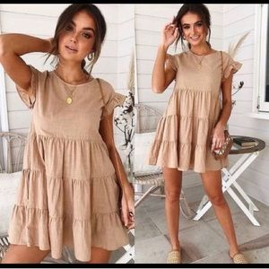 VICI Babydoll dress